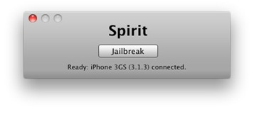 Howto Iphone Jailbreak mit Spirit Foto 1