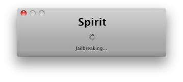 Howto Iphone Jailbreak mit Spirit Foto 2