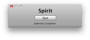 Howto Iphone Jailbreak mit Spirit Foto 3