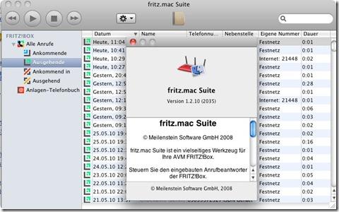 fritz mac suite