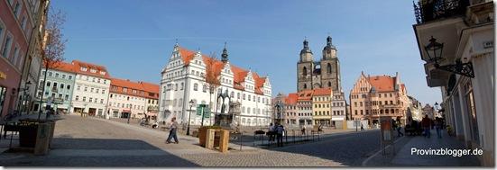 Martkplatz Wittenberg