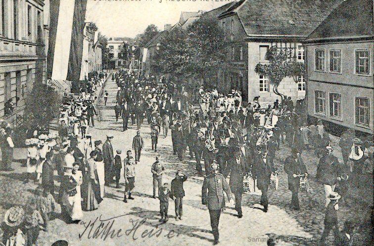 Schützenfest 1905