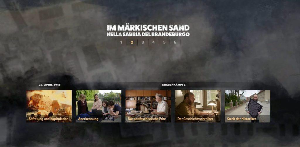 Im märkischen Sand - Webdoku (2016)