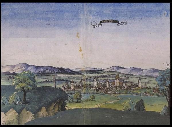 Treuenbrietzen im Jahr 1536