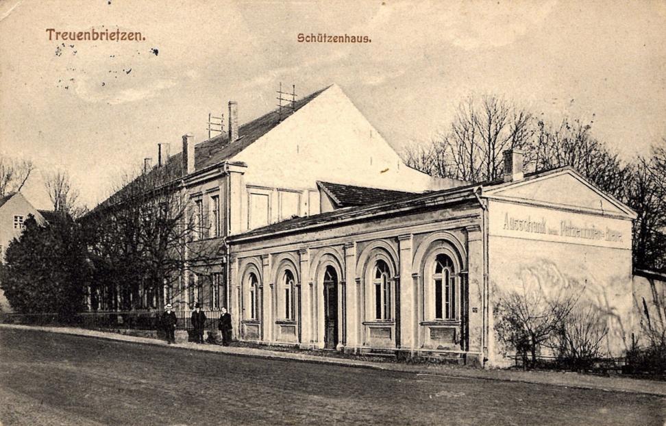 Das Schützenhaus Treuenbrietzen