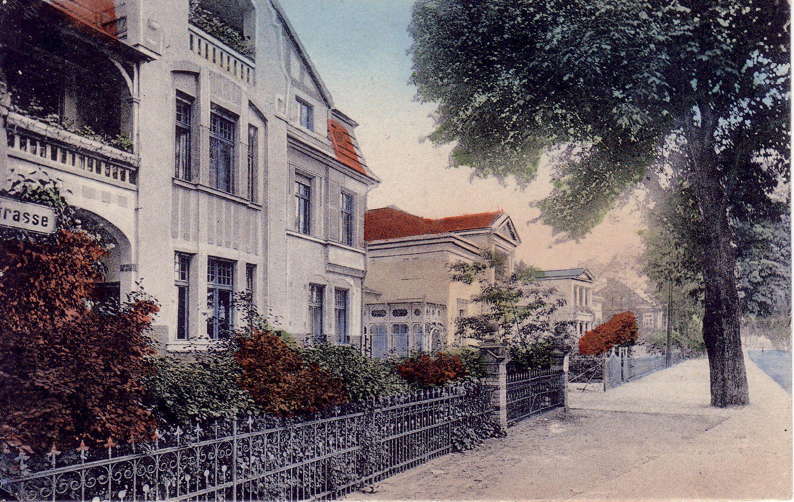 Leipziger Straße 1921