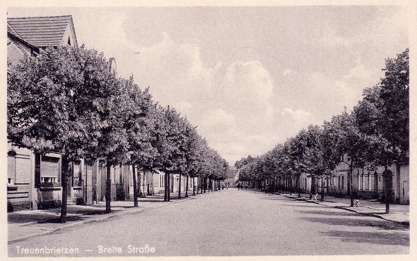 Breite Straße Treuenbrietzen
