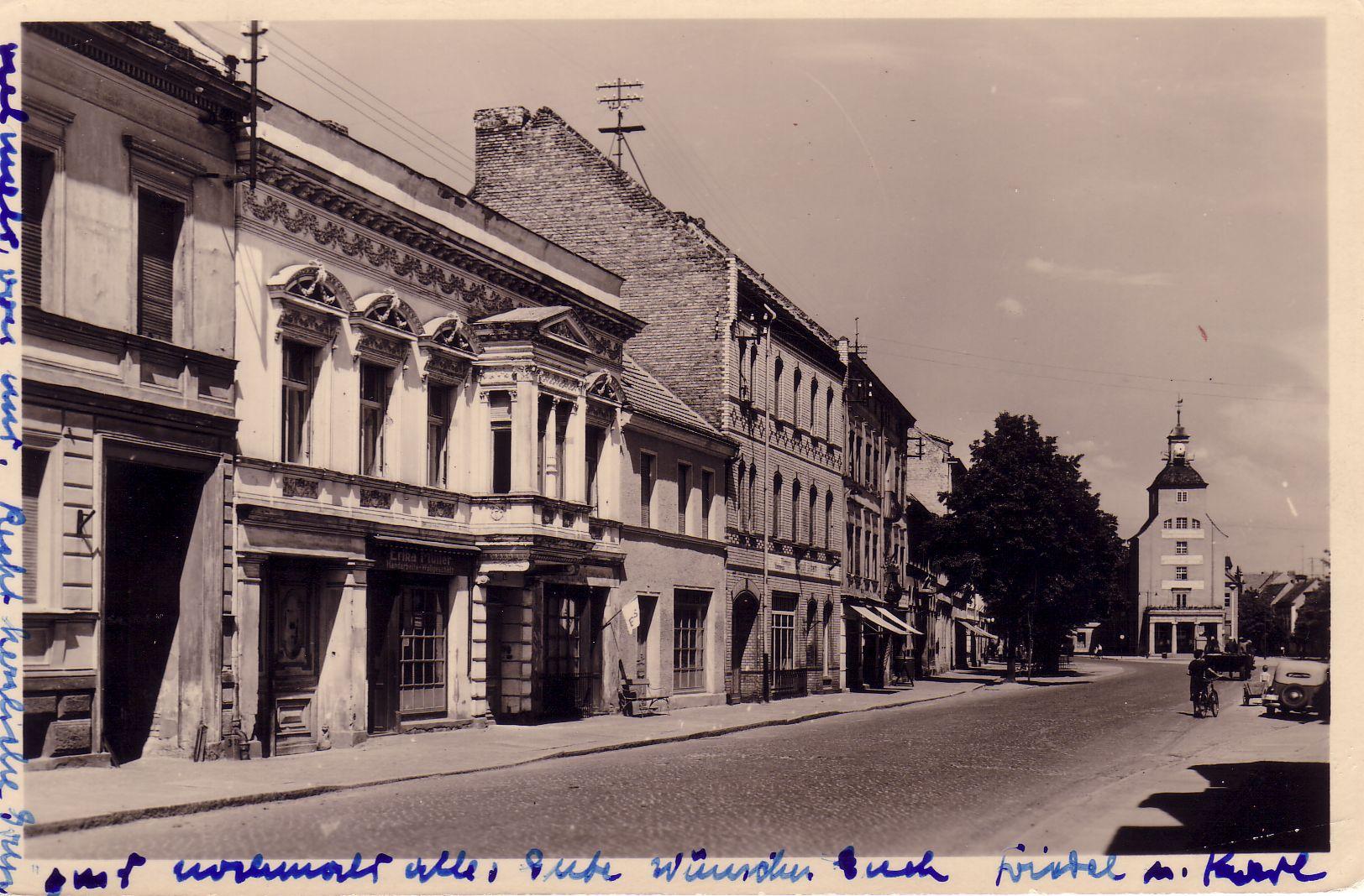 Großstraße 4 in Treuenbrietzen