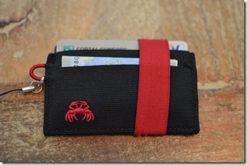 Crabby Wallet Red Review