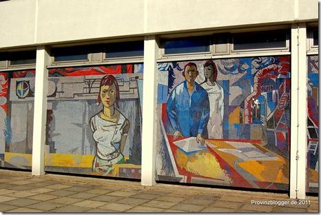 Potsdam DDR Mosaik