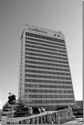 Hotel Mercure Potdam
