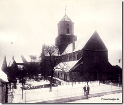 Nikolaikirche-Winter
