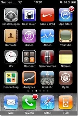 Howto Iphone Jailbreak mit Spirit und Cydia