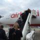 Airbus A332 D-ALPC - rein in die gute Stube