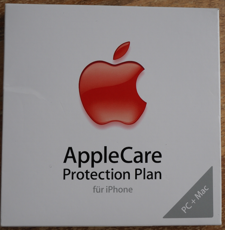 Altes Apple Care