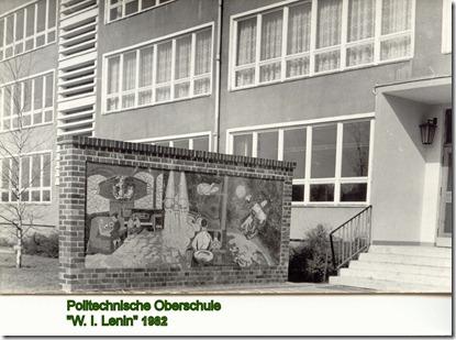 polytechnsiche oberschule treuenbrietzen ddr mosaik kosmonauten